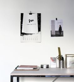 RAW Design blog: On my working desk