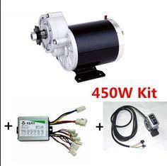 MY1020Z   450W  48V electric bike kit ,electric bicycle kit , electric motor for bike
