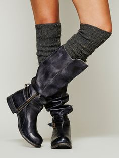 Free People Bonnor Tall Boot, $99.95