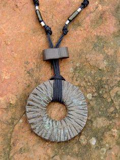 Ceramic Pendant - Águeda Zabisky
