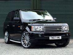 2007 Land Rover Range Rover Sport 2.7 TDV6 HSE 5dr Auto | £21,995