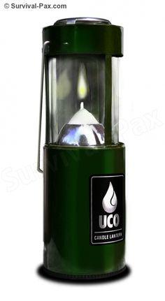 UCO Original Candle Lantern - Green