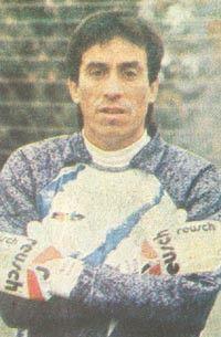 Roberto Rojas, Chile.