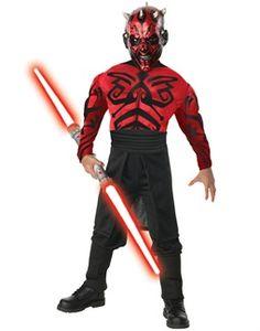 Fancy Dress Costume ~ Boys Star Wars Boba Fett Childs Ages 3-10 Years