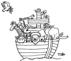 Arche Noah Tiere für Kinder