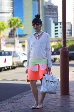 THEGIRLCANSHOOT - Susie Lau // Sydney