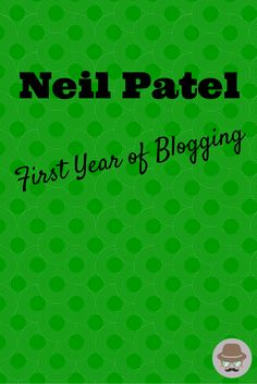 Neil Patel shares his experiences as a blogger and the struggles he went through during his first year of blogging. This interview is an example that you don't always have to blog for money.