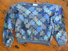 Kaffe Fassett: ru_knitting. Turkish Lattice from Family Album