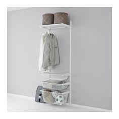 68 euroALGOT Serie - begehbarer Kleiderschrank Systeme -IKEA