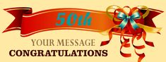 Anniversary Banner #8104 Red Carpet Backdrop, Anniversary Banner, Event Banner, Your Message, Backdrops, Congratulations, How To Memorize Things, Messages, Prints