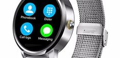 Lincass SmartWatch Sport Bluetooth Smart Watch Metal Frame Waterproof SMS…