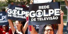A greve parou o Brasil; e o monstro midiático da mentira mostrou as garras
