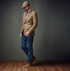 Derbys para looks Casual Friday Casual Look For Men, Casual Looks, Derby, Friday, Outfits, Clothes, Fashion, Dress Code, Knights