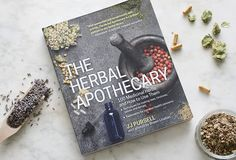 The Herbal Apothecary - new book - find at www.mountainroseherbs.com