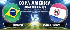 Prediksi Brasil vs Paraguay –Prediksi Bola Brazil vs Paraguay 28 Juni 2015 | Skor Brasil vs Paraguay 28 Juni 2015 | Akhir Prediksi Brasil vs Paraguay 28 Juni 2015 | Bursa Prediksi Brasil vs Paraguay 28 Juni 2015 http://dewawin.com/prediksi-brasil-vs-paraguay-28-juni-2015/