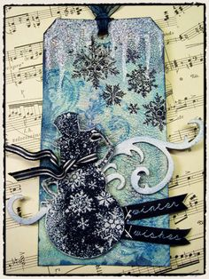 12 Tags of Christmas - Tim Holtz