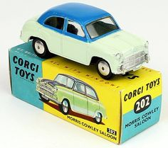 Corgi Toys 202 Morris Cowley Saloon