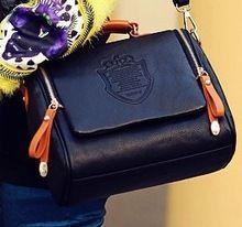 Nové 2014 Módne dámske taška cez rameno Pečiatka Jedno rameno kabelky  dámske kožené kabelky ženy messenger 35f98f13693