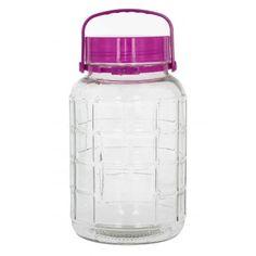 Słoik szklany GLASS LINE 5 l