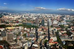 Bratislava, San Francisco Skyline, Paris Skyline, Spencer Hastings, Street, City, Instagram Posts, Travel, Viajes