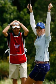 Paula Creamer - The Solheim Cup - Day One #SC13