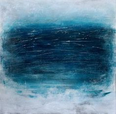 "Saatchi Art Artist David Fredrik Moussallem; Painting, ""Waiting for a Sign"" #art"