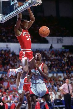 Len Bias... would have been a legend! Could have been one of the greatest of all time...