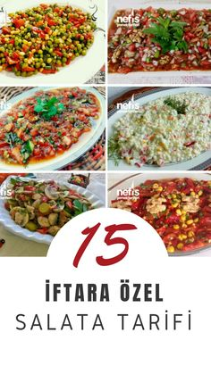 Ramazan ayına özel salata tarifleri en beğenilen değişik seçenekleriyle bu… – Salata meze kanepe tarifleri – Las recetas más prácticas y fáciles Salad Menu, Salad Dishes, Iftar, Crab Stuffed Avocado, Cottage Cheese Salad, Turkish Recipes, Ethnic Recipes, Dinner Salads, Easy Salads