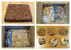 You& just baked a batch of cookies. Your mom lives miles away. Or you want to mail brownies to your kid in college, three states away. What& the best way to deliver goodies cross-country? Mailing Cookies, Send Cookies, Brownie Packaging, Bakery Business, King Arthur Flour, Just Bake, Cooking For One, Christmas Snacks, Homemade Cookies