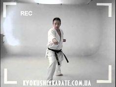 Seipai - kata kyokushin karate (+плейлист)