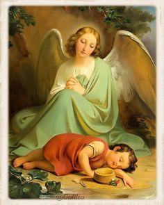 Santa María, Madre de Dios y Madre nuestra: 2 de octubre LOS SANTOS ÁNGELES CUSTODIOS