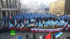 Tens of thousands celebrate Unity day in Moscow