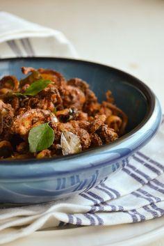 Kerala Mussels fry