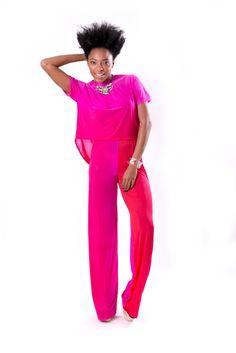 www.tamaraheraclio.com T-shirt + pants= Missy