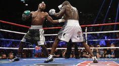 Floyd Mayweather's last fight 9/15. Undefeated!