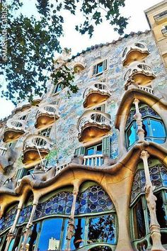 Casa Battlò |  Barcelona, Spain