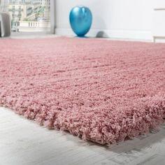 Shaggy Teppich Micro Polyester Beige | Shaggy teppich, Wohnzimmer ...