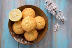 Bright and lemony, these keto cream cheese muffins are deliciously tender. Easy to make and a fabulous low carb breakfast treat. You won't want to make keto muffins any other way again! Keto Flour, Unflavored Whey Protein, Pumpkin Cream Cheese Muffins, Lemon Muffins, Low Carb Sweets, Lemon Cream, Lemon Recipes, Diet Recipes, Low Carb Bread