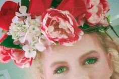 Flowercrown, loved creating this.  Styling & Photo by BeScene