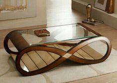 Cozy Tea Table Design Ideas That Looks Cool 48 Centre Table Design, Tea Table Design, Wood Table Design, Table Designs, Tv Wall Design, Ceiling Design, Design Design, Interior Design, Unique Furniture