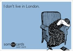 Unfortunately, I don't live in London...:(