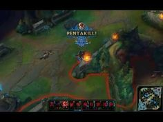 Corki Pentakill Almost Half Spells Missed Nice Dodge at the End Tho. https://youtu.be/Lz2oWiF1IhA #games #LeagueOfLegends #esports #lol #riot #Worlds #gaming