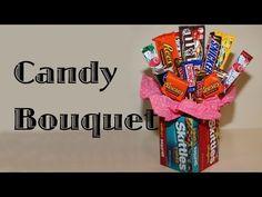Making a Candy Bouquet | ThriftyFun