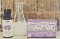 Trying this one out 11/13: Homemade Laundry Soap