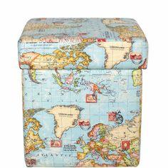 BEBOP Puff tetővel Butler, Bebop, Decorative Boxes, Interior Design, Home Decor, Maps, Globes, Small Occasional Table, World Wide Map