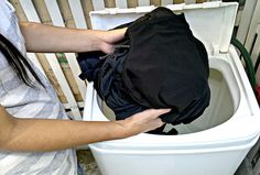 How to Brighten Faded Black Clothing - wikiHow