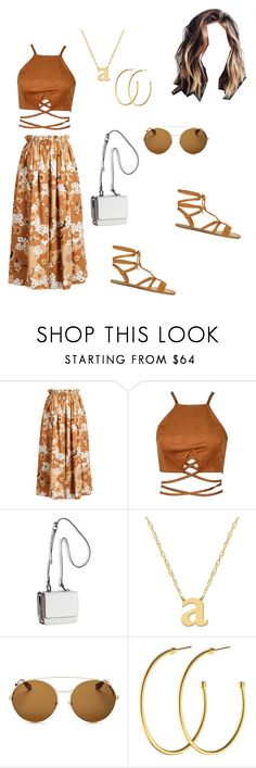 """Style icon ❤️"" by diamondthvg ❤ liked on Polyvore featuring Chloé, Kendall + Kylie, Jane Basch, Givenchy and Dyrberg/Kern"