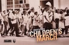 Children Also Marched Through This Dangerous Event