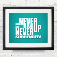 tupac quotes never surrender Popular items for never surrender on Etsy