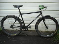 surly 1x1 maxxis hookworms 2.5